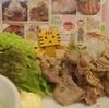 七飯町 ひこま豚食堂での晩御飯