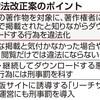 なぜ自民は了承したのか 首相の「鶴の一声」で違法DL項目削除へ - 産経ニュース(2019年3月8日)