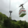 【登山】2012.7/15_西穂高岳(4)帰路、ロープウェイ