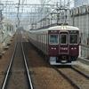 鉄道の日常風景24…阪急京都線20190417