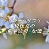 スタディサプリ現代文で落とせない漢字や慣用句を速習!【小柴大輔】