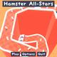 【Hamster All-Stars】ハムスターたちの白熱したレースを観戦