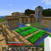 【マインクラフト#39】「砂漠の寺院」を探す旅と、新たな村。