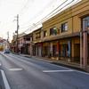 彦根5夢京橋キャッスルロードから登り町グリーン通り商店街へ。