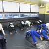 金曜日キッズ柔術クラス、一般柔術クラス。