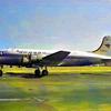 似而非カラーシリーズ 韓国版のレトロ世界8  韓国の昔の旅客機