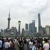 JALビジネスクラスで上海へ。南京東路、浦江飯店、人民公園、当代芸術館、1933老場坊、住小区観察(1日目)