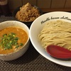 麺庵ちとせ@曙橋 「四川風味噌つけ麺」