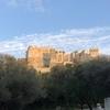 2018イタリア・ギリシャ旅行【11】〜アテネ散歩・パルテノンを望むレストランでディナー〜