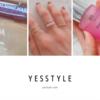【yesstyle】韓国通販でお買い物レビュー その3【韓国コスメ通販】