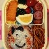 No.051 娘のお弁当のおにぎりをもっと可愛くしたい