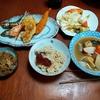 幸運な病のレシピ( 2360 )夜:八宝菜風、鶏もも(ローズマリー)・手羽先カレーのデロンギ焼き