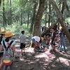 林間学習2日目⑧ 沢遊び最高!