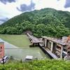 笠置ダム(岐阜県恵那)