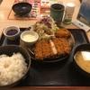 松のや『大判ひれかつ&アジフライ定食』を頼んだらカキフライが来てしまった件!!さすがの神対応でお腹いっぱいです!!