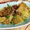 【インド料理レシピ】チキン・ビリヤニ ~ ナッツとコリアンダーで香り高く!