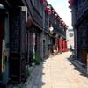 西津渡と鎮江博物館