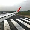 ジェットスターGK303(成田→那覇)A320-200 梅雨のような天気が続く日々