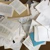 「書類の断捨離」が辛いのは、過去という時間を断捨離することだから。