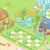 【すみっコ農園】Lv44になりました&パン店長の訪問イベ開始