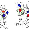 【格闘技】意外と当たらない攻撃とパンチ・キックを当てるのポイント