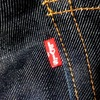 Levi's 511 MADE IN THE USA 穿き始め