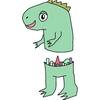 タウンザウルス(パラレル生物図鑑)