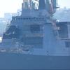未就役の護衛艦、『まや(DDG-179)』と『はぐろ(DDG-180)』