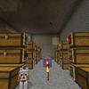 【MinecraftPC版】Part266 アイテムの整理と村の地下倉庫を拡張
