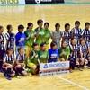 Fリーグ前座試合 golrira shizuoka vs アスレジーナ 女子フットサルエキシビションマッチ