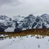 カナダ、バンフ国立公園日帰りハイキング記(前編)カルガリー出発〜ラーチバレイ