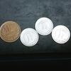 昭和の硬貨。