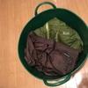 レインウェア【RAB eVENT Demand Pull-On と Patagonia トレントシェルパンツ】を洗濯