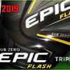 キャロウェイ ゴルフからSUB ZERO EPIC FLASH トリプルダイアモンド ドライバーそしてAPEX PRO Dot アイアン2019年が販売開始です。。