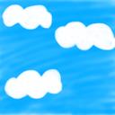 みず雲の晴れときどきポケモン