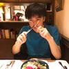 旦那さん30歳のお誕生日は渋谷のリストランテ寺崎にてディナー!