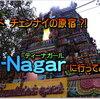 南インド チェンナイの原宿?! T-Nager (ティーナガール) って賑やかな所に行ってみた♪ チェンナイメトロ⇒徒歩1.5㎞⇒値下げ交渉成立のリキシャを駆使して夜市を独り探訪♪