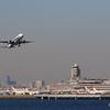 SIGMA 100-400mm F5-6.3 DG OS HSMで浮島町公園から飛行機を撮る【2019.2.2】