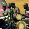 No.094 🌴You Tube🌴   World Street Music    African Drummers in Paris