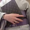 VUITTON バッグではなく、服でもなく手帳を愛する