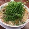 大岡の「ラーメン魁力屋 弘明寺店」で特製醤油九条ネギラーメン
