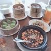 ロイヤルパークホテル68Fの中国料理「皇苑」に行った。
