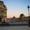 フランス旅「ポン・ヌフの夕景に感動!ルーヴルのピラミッドがいざなう色を失うパリ」