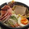 【カフェ丼】弁当で、冷やし中華・うどんや流水麺を食べる