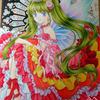 フリフリロリ姫メイキング:やっと鉛筆ターン:激辛ペヤング食べてみたい・・・