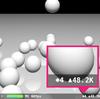 iOS で SceneKit を試す(Swift 3) その10 - ノードをコピーして端末負荷を下げる