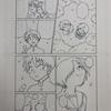 【漫画制作188日目】1ページ漫画進捗