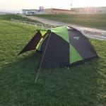 ド素人がコールマンのテントツーリングドームLXを組み立ててみた!