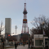 札幌 4 大通り公園 と パン