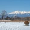 雪景色の御嶽山(御岳山)・2021年2月14日